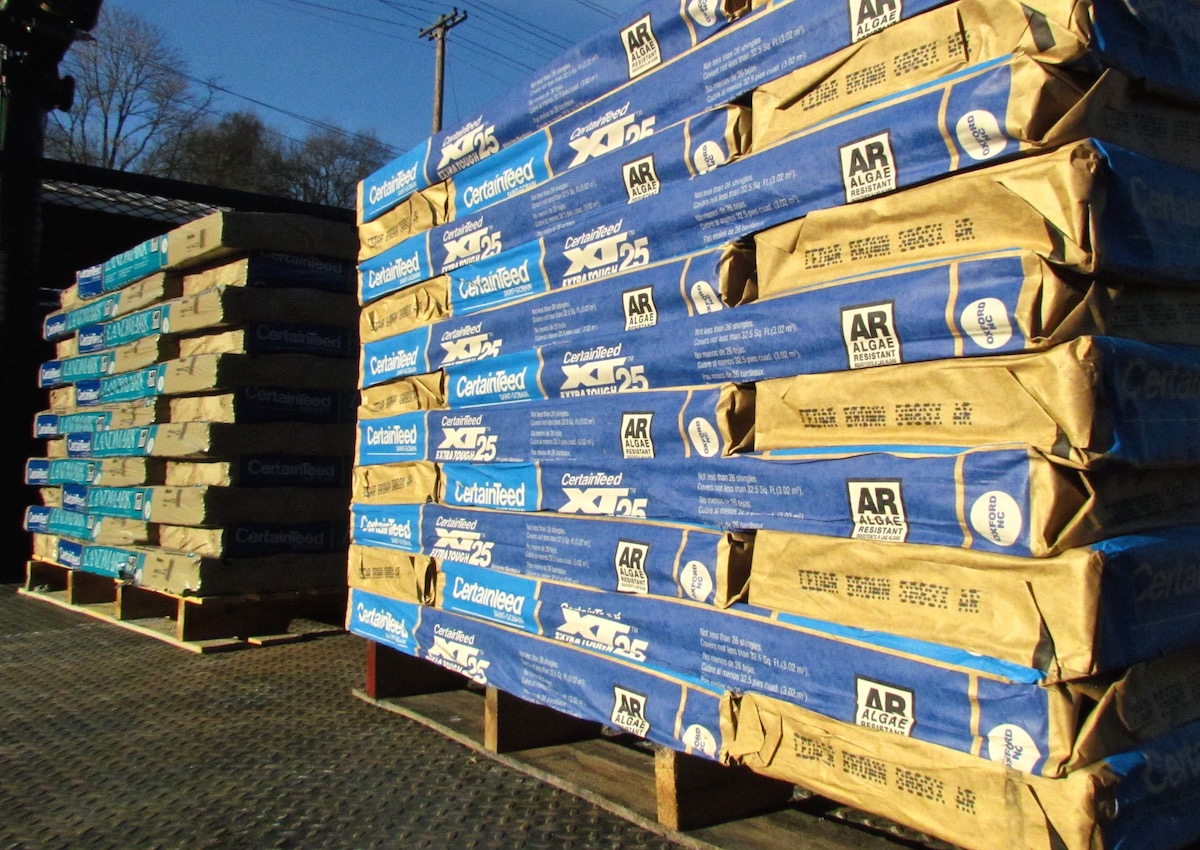 Wall Lumber Company - Roofing3