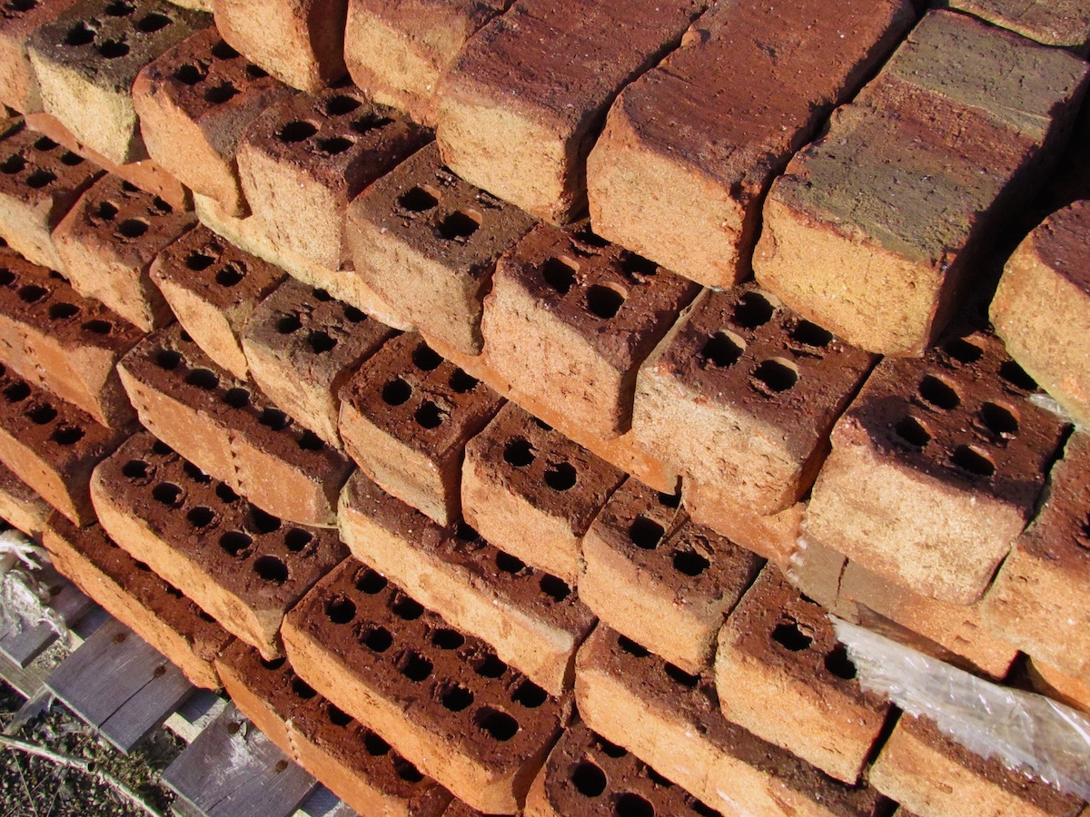 wall lumber company - bricks